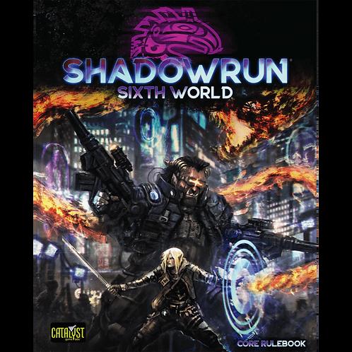 Shadowrun Sixth World Edition