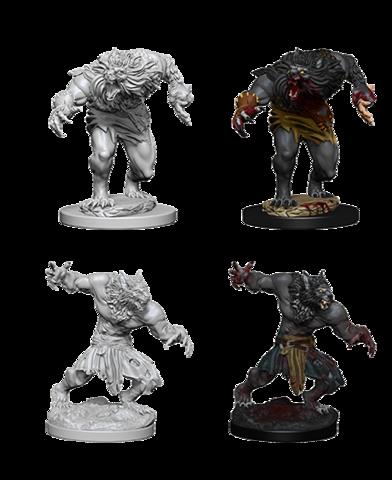 D&D Nolzur's Marvelous Miniatures - Werewolves