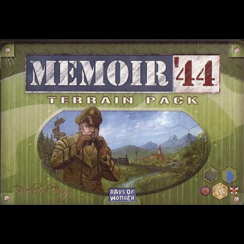 Memoir '44: Terrain Pack (exp)