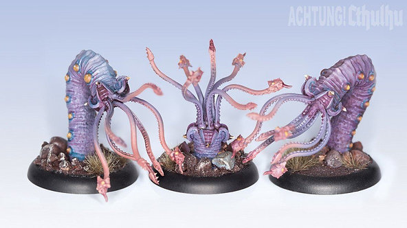 Achtung! Cthulhu Miniatures Sheehad