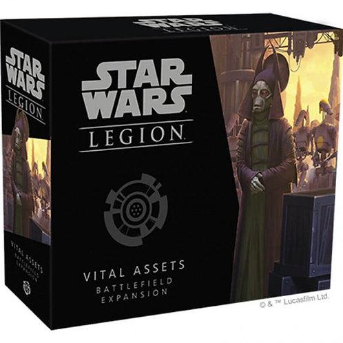 Star Wars Legion: Vital Assets Battlefield Expansion (Exp)