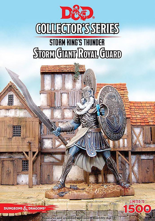 Storm King's Thunder Storm Giant Royal Guard Limited