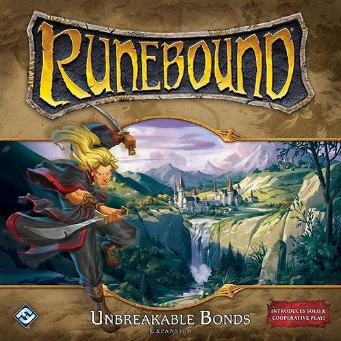 Runebound 3rd Edition - Unbreakable Bonds (Exp.)