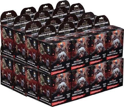 Dungeons & Dragons Waterdeep Dungeon of the Mad Mage Booster Case
