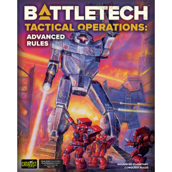 BattleTech Tactical Operations: Advanced Rules