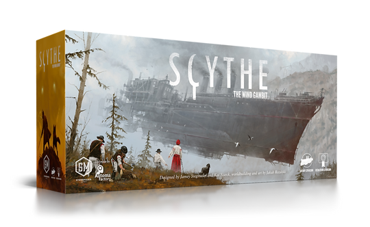 Scythe: The Wind Gambit (Exp)