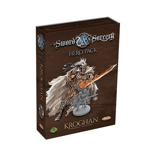 Sword & Sorcery: Hero Pack - Kroghan (Exp)
