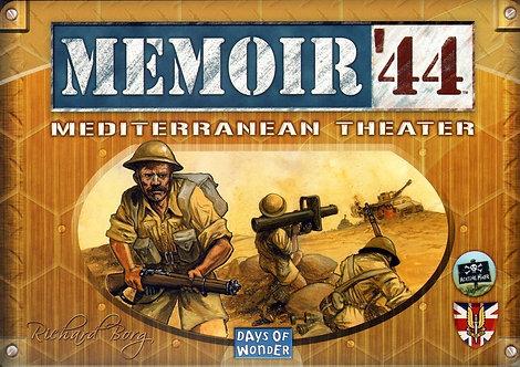 Memoir '44: Mediterranean Theater (Exp.)