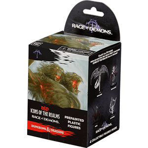 Rage of Demons booster pack