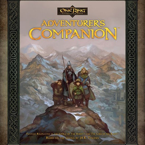 The One Ring - The Adventurer's Companion