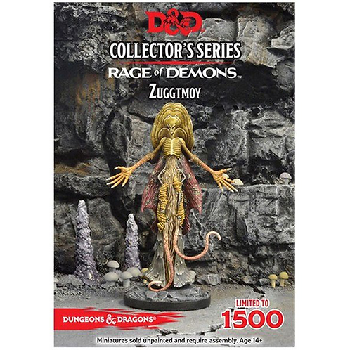 Dungeons Dragons Collectors Series Zuggtmoy Limited