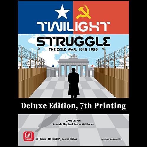 Twilight Struggle (Deluxe Edition)