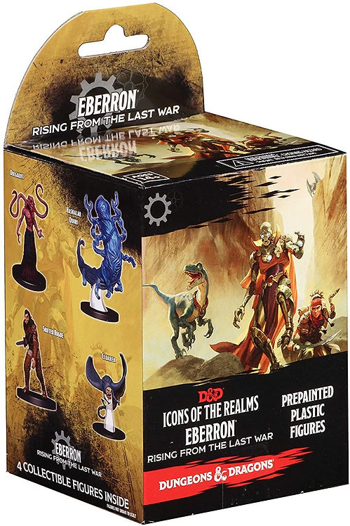 D&D Icons of the Realms: Eberron: Rising From the Last War Booster