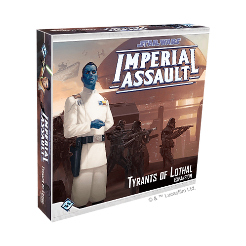 Star Wars Imperial Assault: Tyrants of Lothal (Exp)