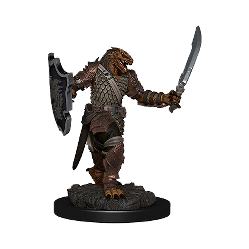 D&D Icons of the Realms Premium Figures: Dragonborn Female Paladin