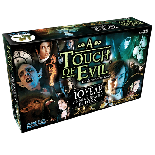A Touch of Evil 10 Year Anniversary Edition