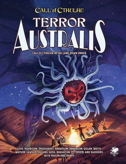Call of Cthulhu 7th Ed - Terror Australis