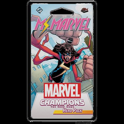 Marvel Champions – Ms. Marvel - Hero Pack