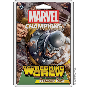Marvel Champions LCG: The Wrecking Crew (Exp)