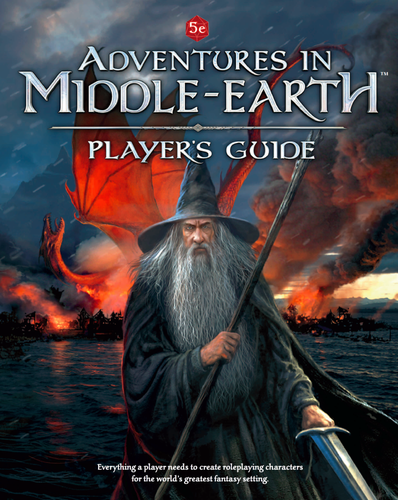 Adventures in Middle-earth :Player's Guide
