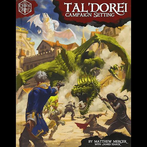 Critical Role: Tal'Dorei Campaign Setting