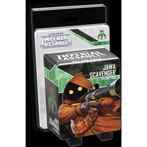 Star Wars Imperial Assault: Villain Pack - Jawa Scavenger (Exp)