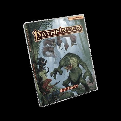 Pathfinder RPG - Bestiary 2nd Edition