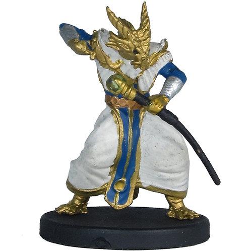 HALF-GOLD DRAGON SORCERER