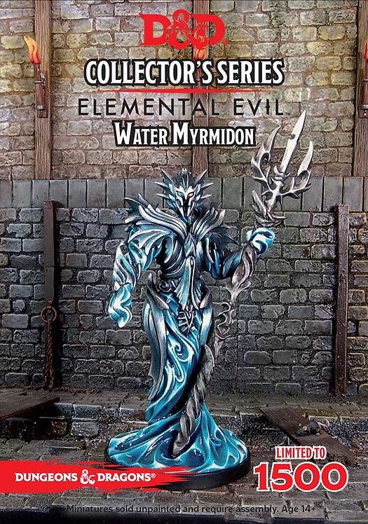 D&D Collectors Series Temple of Elemental Evil Water Myrmidon
