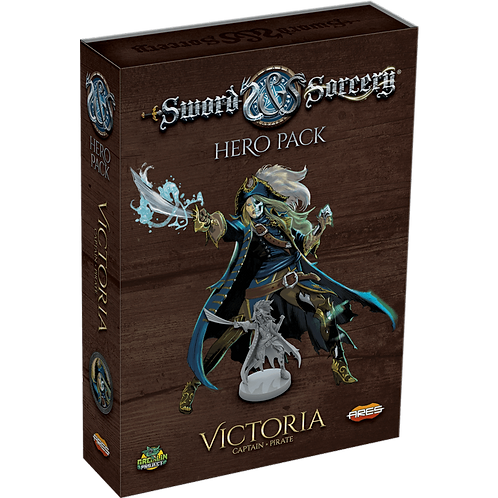 Sword & Sorcery: Hero Pack - Victoria (Exp)
