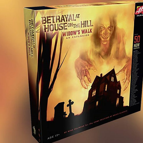 Betrayal at the House on the Hill - Widow's Walk (Exp.)