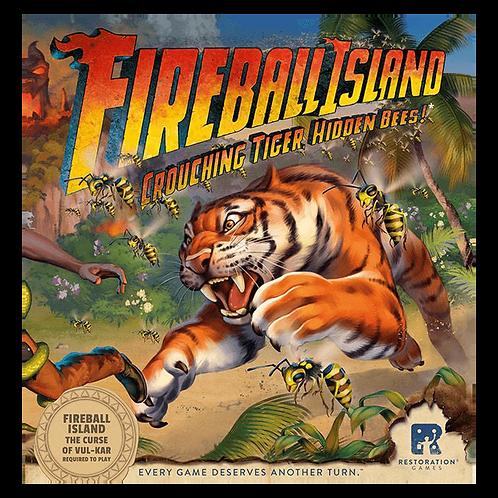 Fireball Island: The Curse of Vul-Kar - Crouching Tiger, Hidden Bees! (Exp)