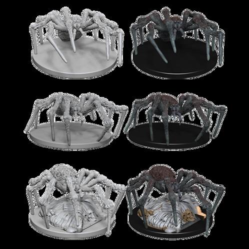 D&D Nolzur's Marvelous Unpainted Miniatures - Spiders