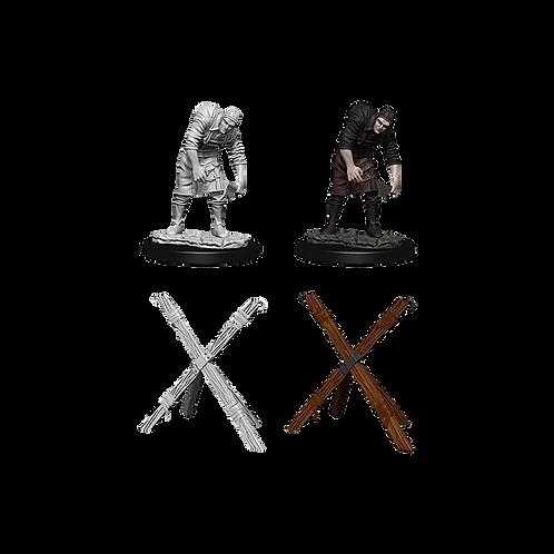 WizKids Deep Cuts Miniatures: Assistant & Torture Cross