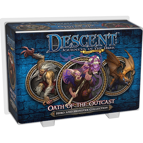 Descent: Journeys in the Dark (Second Edition) – Oath of the Outcast (Exp.)