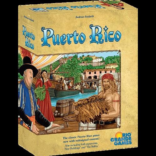 Puerto Rico - Deluxe Edition