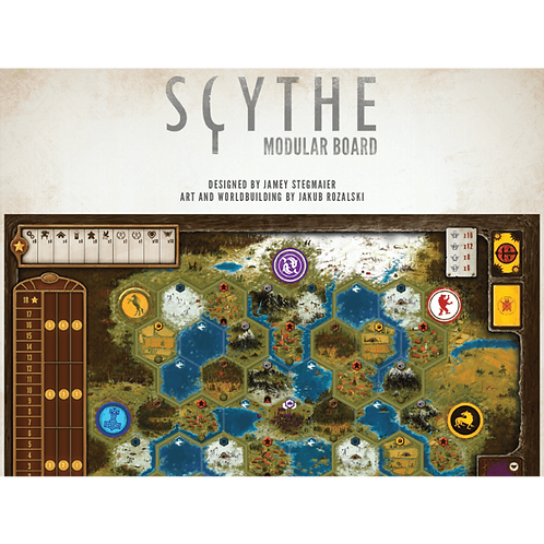 Scythe - Modular Board