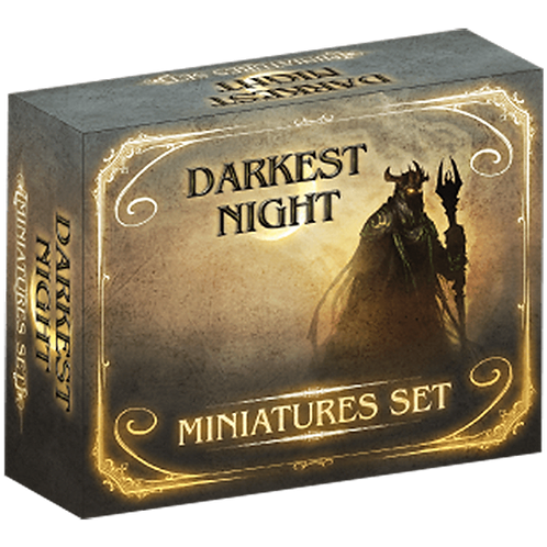 Darkest Night - 2nd edition: Miniature Set