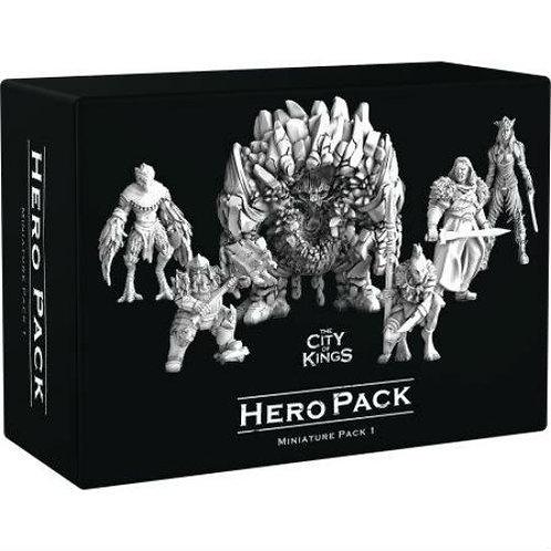 City of Kings : Hero Pack
