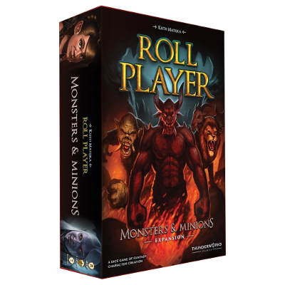 Roll Player: Monsters & Minions (Exp)