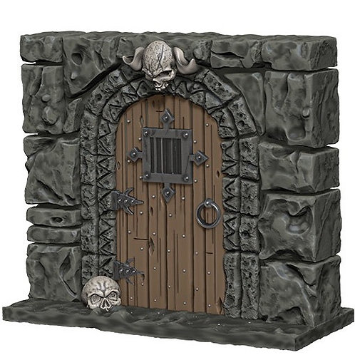 Barred Door