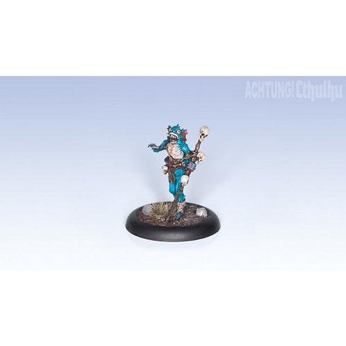 Achtung! Cthulhu Miniatures Deep One Elder