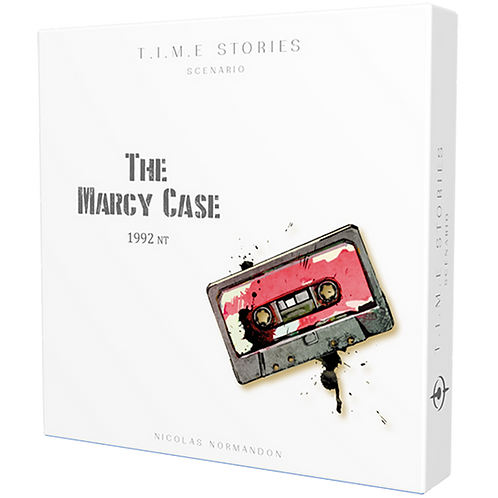T.I.M.E. Stories: The Marcy Case (Exp.)