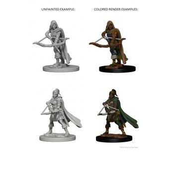 D&D Nolzur's Marvelous Unpainted Miniatures - Human Female Ranger