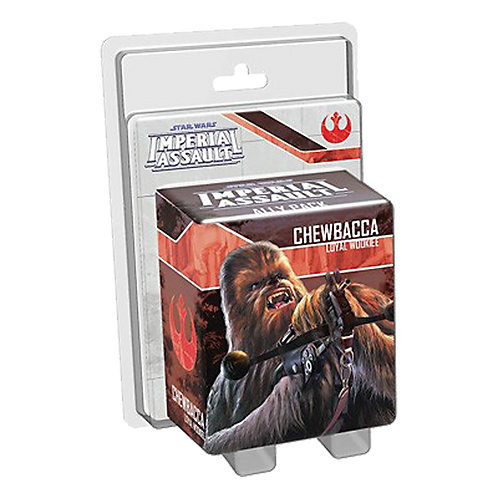 Star Wars Imperial Assault: Ally Pack - Chewbacca
