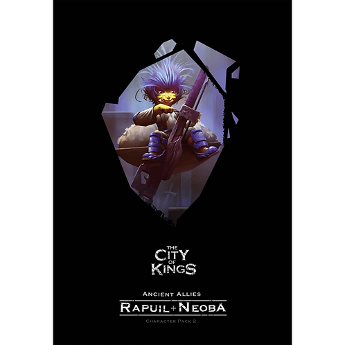 City of Kings : Character Pack 2 - Rapuil & Neoba