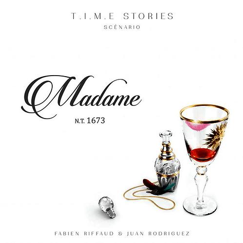 T.I.M.E. Stories: Madame (Exp)