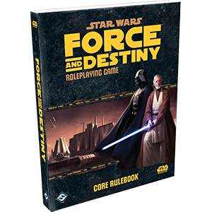 Core Rulebook - Force and Destiny