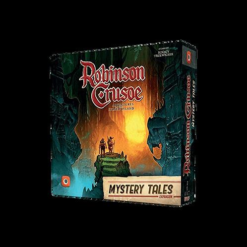 Robinson Crusoe: Mystery Tales (Exp)