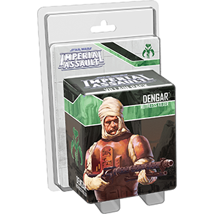 Star Wars Imperial Assault: Villain Pack - Dengar (Exp.)